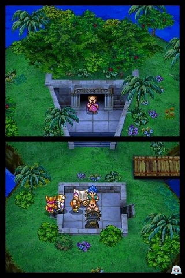 Screenshot - Dragon Quest VI: Wandler zwischen den Welten (NDS) 2216853