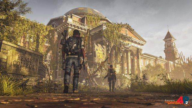 Screenshot - The Division 2 (PC)
