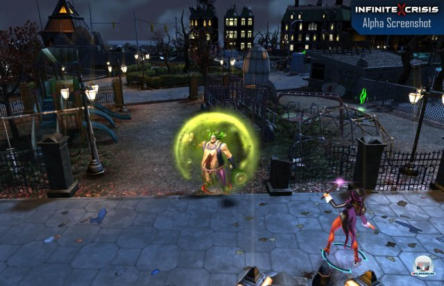 Screenshot - Infinite Crisis (PC) 92457864