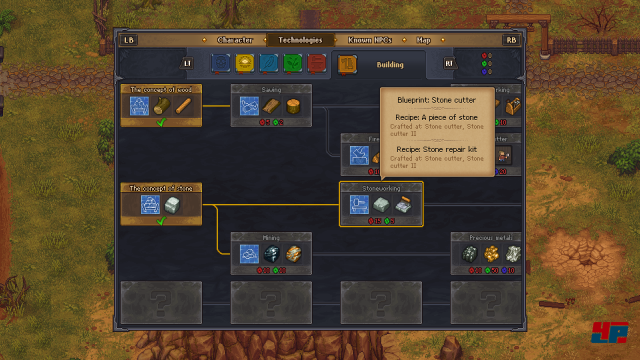 Screenshot - Graveyard Keeper (Linux)