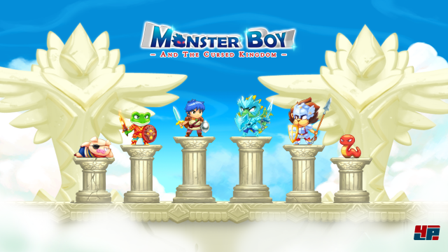 Screenshot - Monster Boy and the Cursed Kingdom (PC) 92531001
