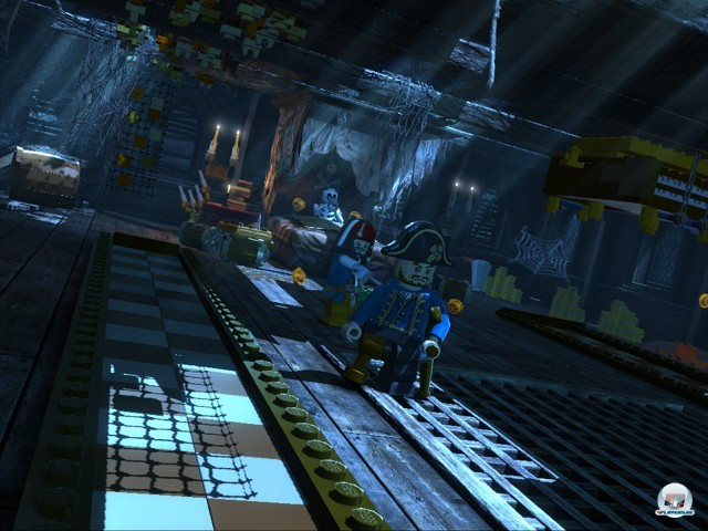 Screenshot - Lego Pirates of the Caribbean - Das Videospiel (360) 2221407