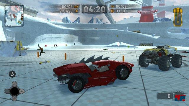 Screenshot - Carmageddon: Reincarnation (PC) 92480193