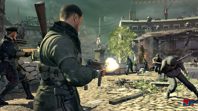 Screenshot - Sniper Elite V2 (PC) 92588011