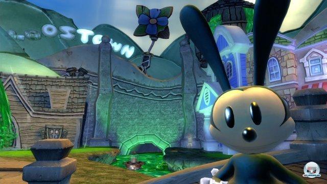 Nie mehr alleine! Hase Oswald steht der berühmtesten Maus der Welt diesmal zur Seite.