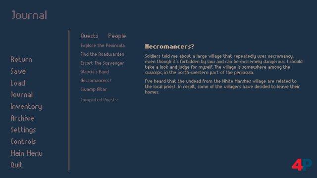 Screenshot - Roadwarden (PC) 92602034