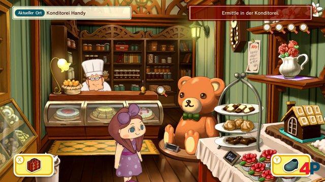 Screenshot - Layton's Mystery Journey: Katrielle und die Verschwörung der Millionäre (Switch)