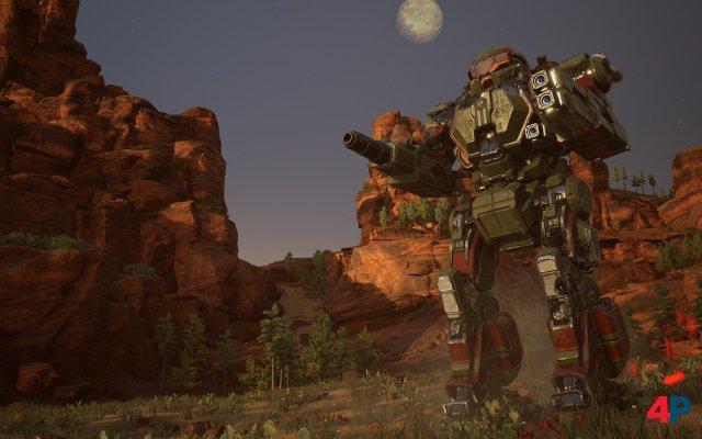 Screenshot - MechWarrior 5: Mercenaries (PC) 92602681