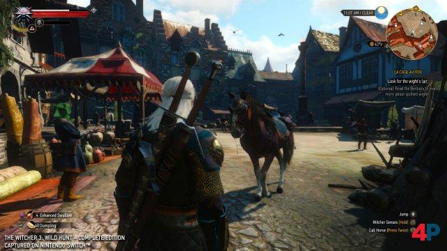 Screenshot - The Witcher 3: Wild Hunt (Switch) 92594569