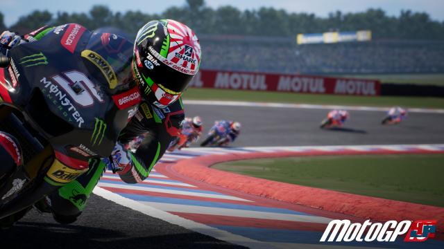 Screenshot - Moto GP 18 (PC) 92565216