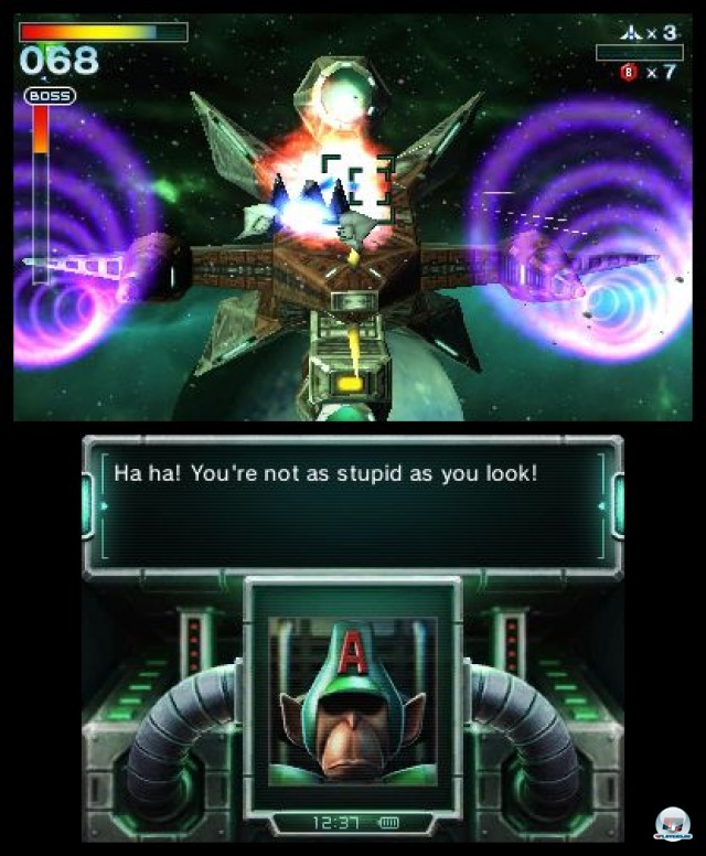 Screenshot - Star Fox 64 3D (3DS) 2230637