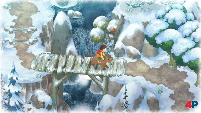 Screenshot - Doraemon Story of Seasons (PS4)