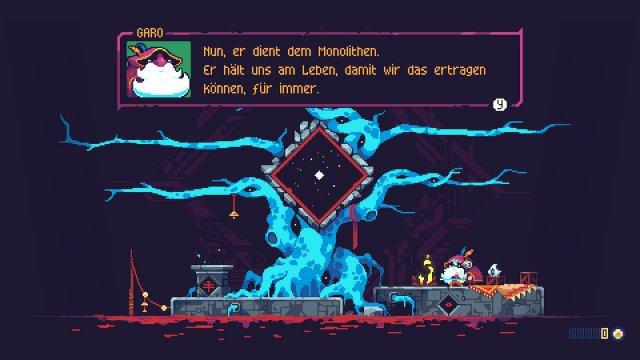 Screenshot - ScourgeBringer (Switch)