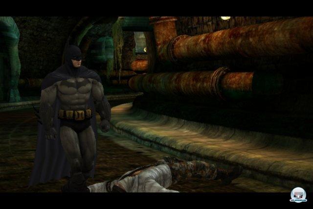 Screenshot - Batman: Arkham City Lockdown (iPhone) 2298352