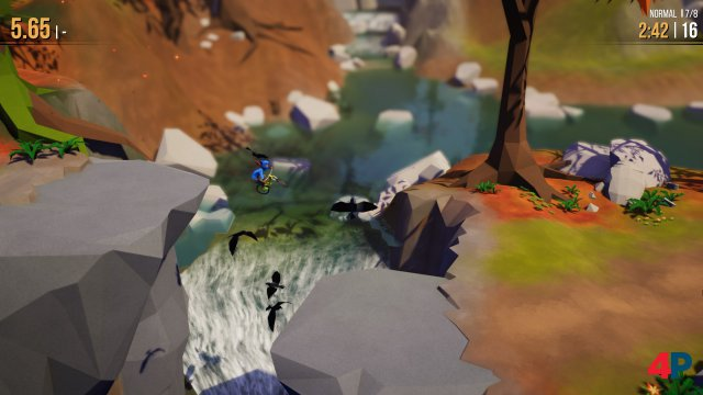 Screenshot - Lonely Mountains: Downhill (PC) 92590309