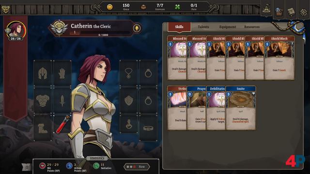 Screenshot - Gordian Quest (PC)