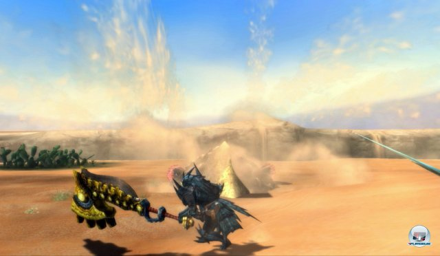 Screenshot - Monster Hunter 3 Ultimate (Wii_U) 92448032