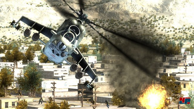 Screenshot - Air Missions: HIND (PC) 92532334