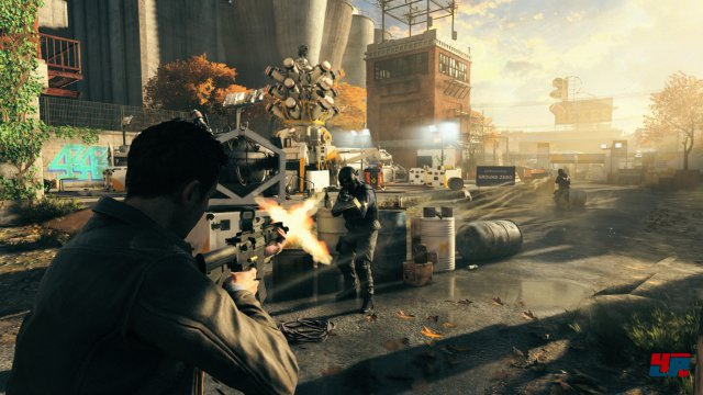 Screenshot - Quantum Break (XboxOne) 92510574