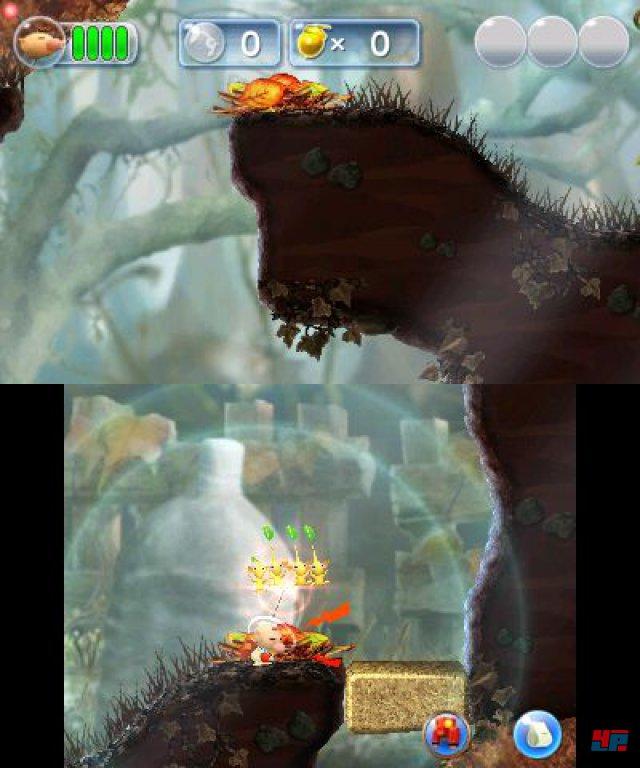 Screenshot - Hey! Pikmin (3DS) 92550125