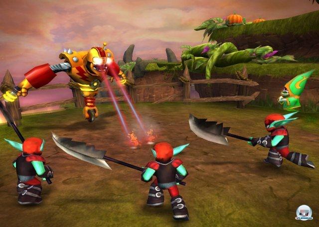 Screenshot - Skylanders: Giants (Wii_U) 92426922
