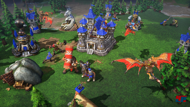 Screenshot - WarCraft 3: Reforged (PC)