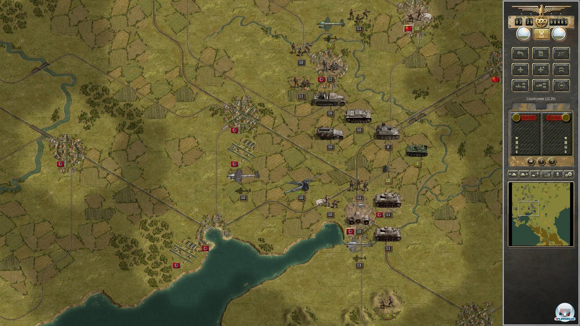 Auch in Russland gewinnt die Taktik. Nur wer den Raum nützt, fährt Siege ein.