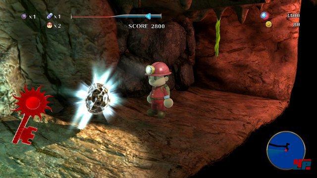 Screenshot - Spelunker Z (PlayStation4) 92499532