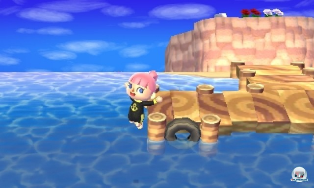 Screenshot - Animal Crossing 3DS (3DS) 2231119