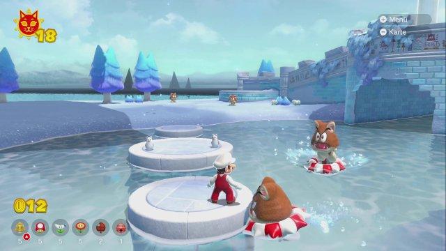 Screenshot - Super Mario 3D World   Bowser's Fury (Switch) 92634388