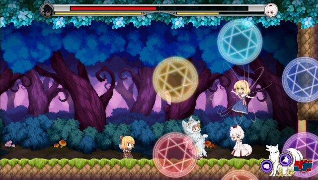 Screenshot - Touhou Double Focus (PS4)