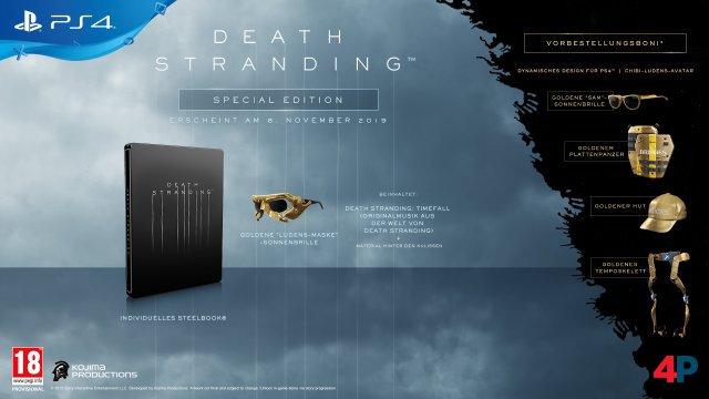 Special Edition von Death Stranding