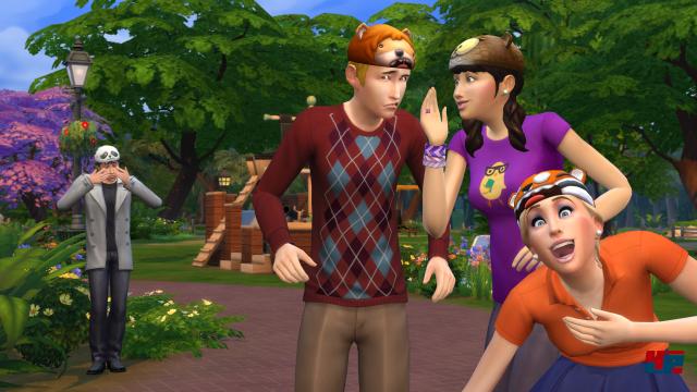 Screenshot - Die Sims 4 (PS4) 92556249