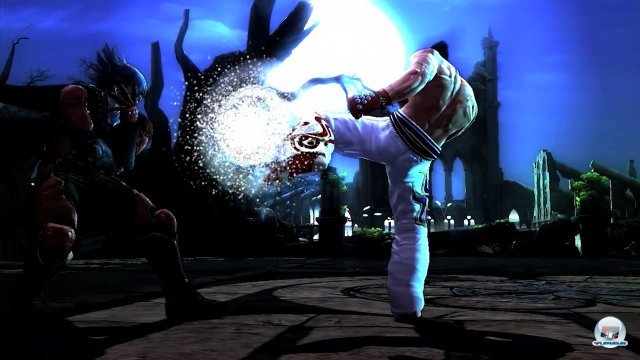Screenshot - Tekken Revolution (PlayStation3) 92461989
