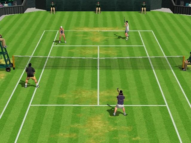 <br><br>Schon damals gab Sega mit Virtua Tennis den Ton auf dem Center Court an: Kein anderer Sporttitel sorgte für derart schweißtreibende (und schmerzhafte) Matches und konnte mit einem ähnlich grandiosen Spielgefühl mit Schläger und Ball aufwarten. Mit der 2k-Version setzte man sogar noch einen drauf und schickte erstmals auch lizenzierte Cracks der Damenwelt auf den Platz. Verglichen mit der späteren PS2-Umsetzung ist die Dreamcast-Variante immer noch die bessere Wahl... 2068253