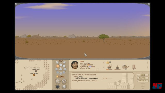 Screenshot - Legions of Ashworld (PC)