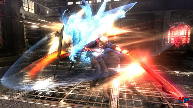 Screenshot - Devil May Cry 4 (PlayStation4) 92504954