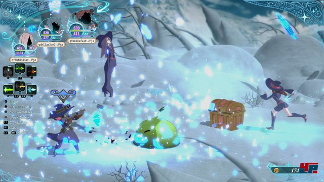 Screenshot - Little Witch Academia: Chamber of Time (PC) 92564381
