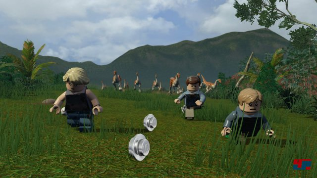 Screenshot - LEGO Jurassic World (PC) 92506449