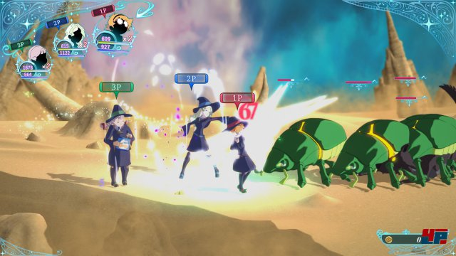 Screenshot - Little Witch Academia: Chamber of Time (PC) 92564369