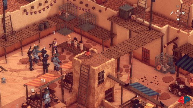 Screenshot - El Hijo - A Wild West Tale (PC, PS4, Switch, One, Stadia)