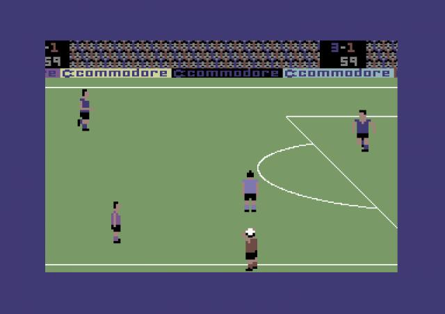 Screenshot - International Soccer (Spielkultur) 92513395