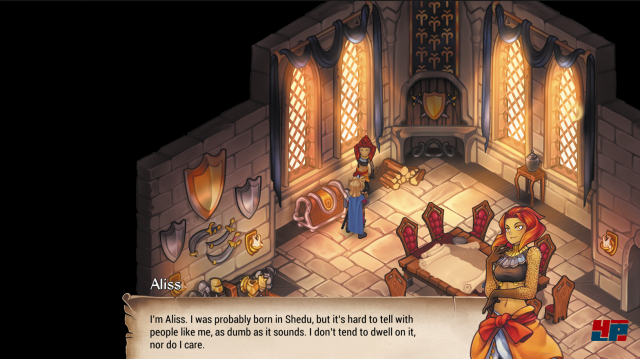 Screenshot - Regalia: Of Men and Monarchs (Linux)