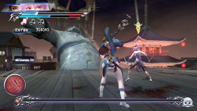 Screenshot - Ninja Gaiden: Sigma 2 (PS_Vita) 92456272