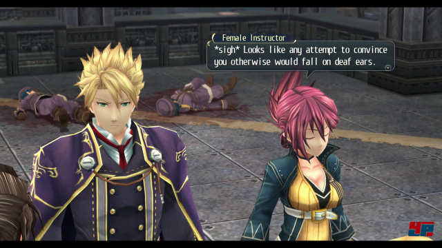Screenshot - The Legend of Heroes: Trails of Cold Steel (PS4) 92587936