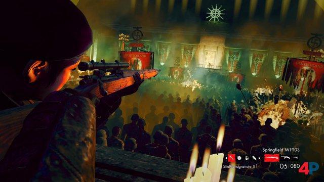 Screenshot - Zombie Army Trilogy (Switch)