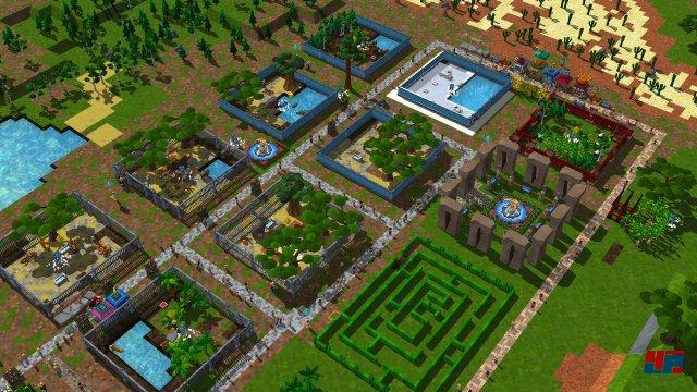 Screenshot - Zoo Constructor (PC)