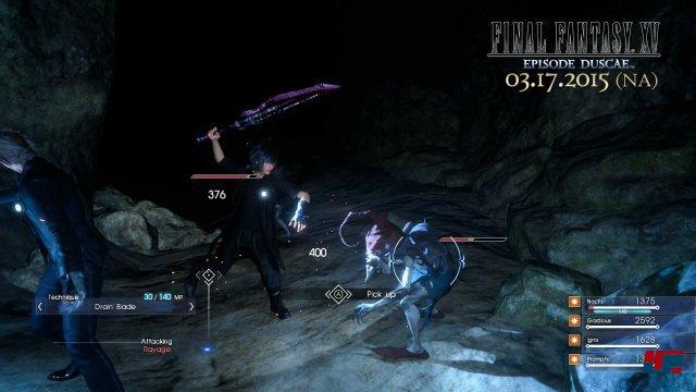 Screenshot - Final Fantasy 15 (PlayStation4) 92500921