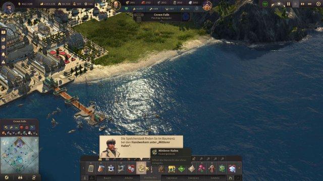 Screenshot - Anno 1800: Speicherstadt (PC) 92635663