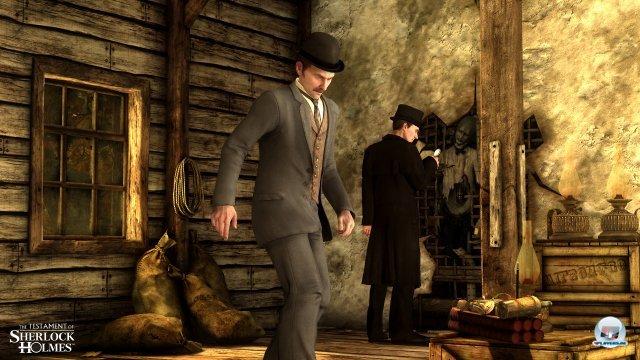 Screenshot - Das Testament des Sherlock Holmes (360) 2393842